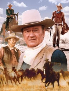 John Wayne the legend