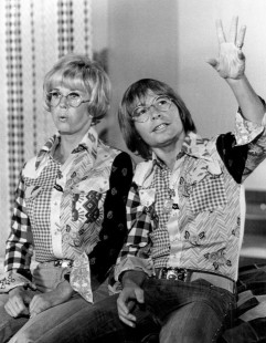 Doris Day and John Denver