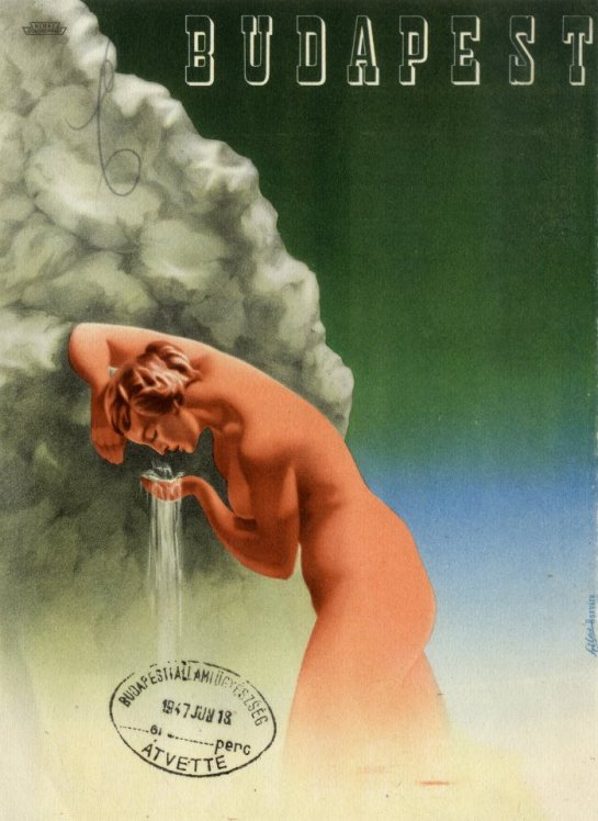 SPA AD 1947 hUNGARY