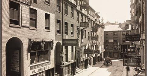 BOSTON MASSACHUSETTS 1901