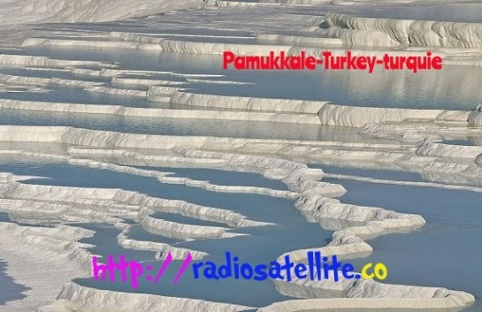 radiosatellite in pamukkale