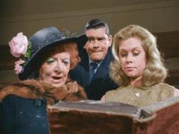 Remember Aunt Clara ?? Bewitched?