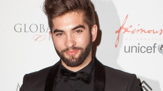 Kendji Girac attending the charity Global Gift Gala held at the Four Seasons Hotel George V in Paris, France, May 25, 2015. Photo by Audrey Poree/ABACAPRESS.COM | 501964_072 Paris France
