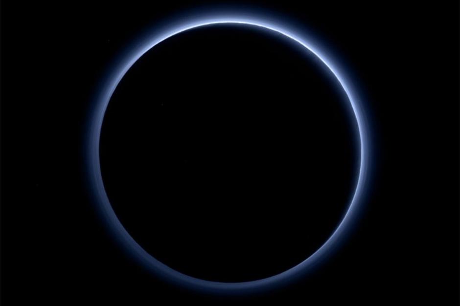 Pluton photo nasa