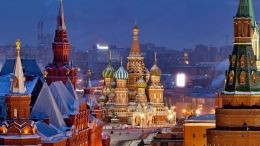 VISIT TO MOSCOW…Визит вМоскву