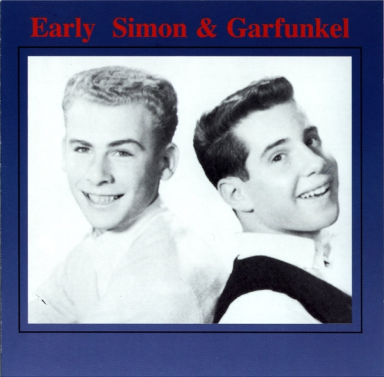 Early Simon & Garfunkel F