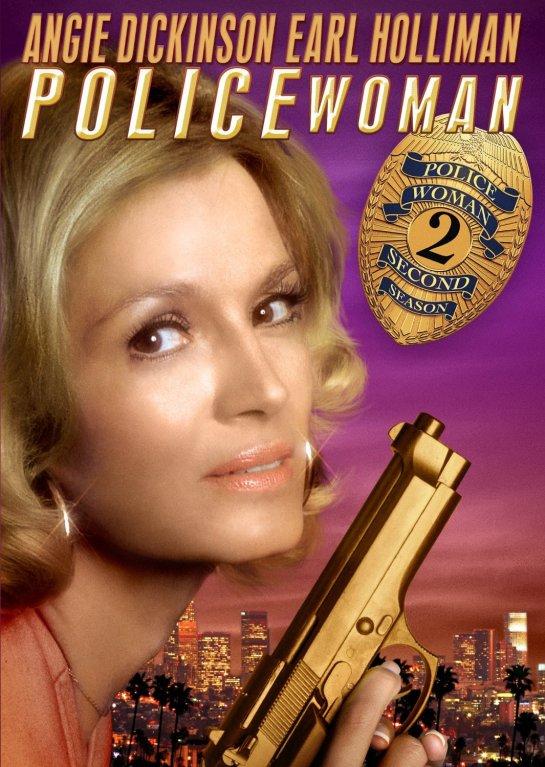 dickinson police woman