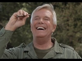 GEORGE PEPPARD AKA HANNIBAL