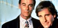 SCOTT BAKULA and Dean Stockwell in CODE QUANTUM