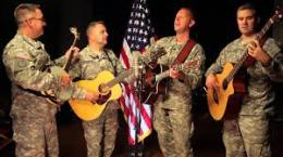 SIX STRING SOLDIERS WITHLOVE