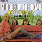 MIDDLE OF THE ROAD / Chirpy Chirpy cheap cheap
