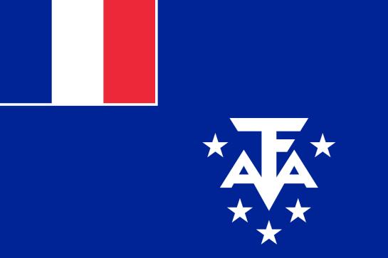 flag Terres australes Françaises