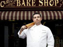 "Buddy Valastro Jr  the ""cake Boss"""