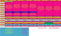 GRID RS2 / GRILLE DES PROGRAMMESRS2