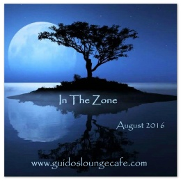 GUIDO'S LOUNGE CAFE  –  IN THE ZONE