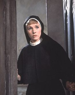 Julie Andrews as Sister Maria