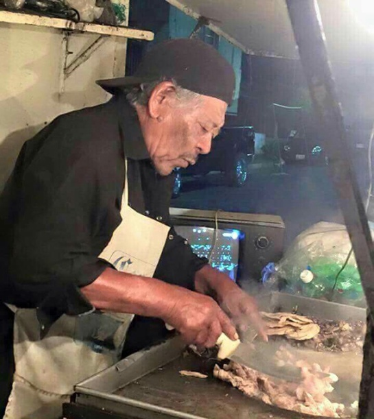 MEXICAN MORGAN FREEMAN