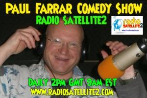 Paul Farrar Comedy Show