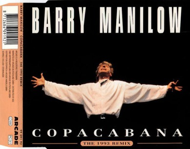barry manilow copacabana