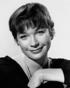 Shirley Mac Laine