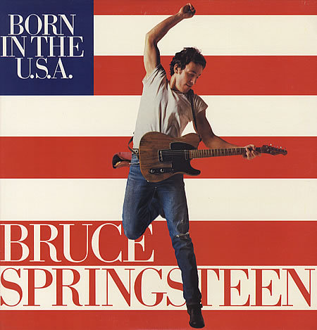 Bruce Springsteen cover album