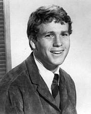 Ryan O neal in Peyton Place