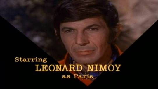 Leonard Nimoy (Mission Impossible)
