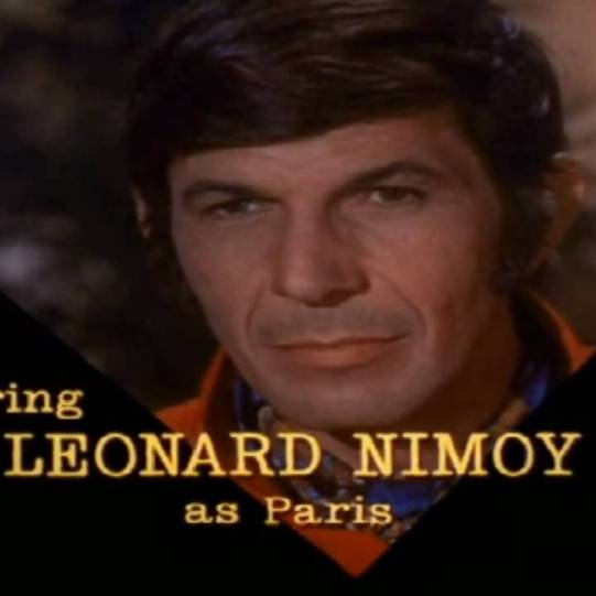 Leonard Nimoy (Mission Impossible)