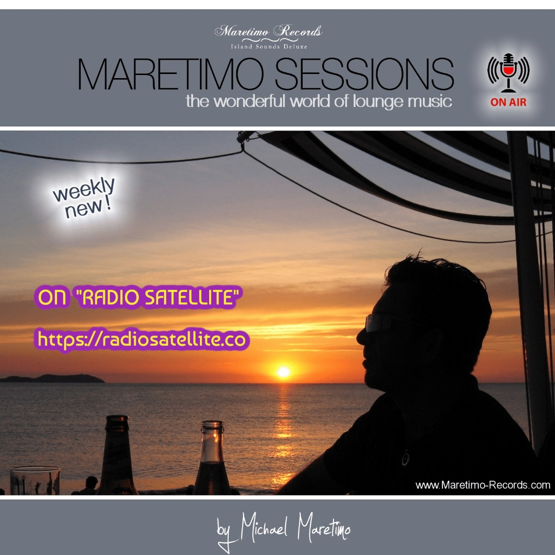Maretimo Sessions on Radio Satellite