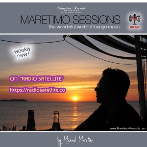 Maretimo Sessions Lounge music on Radio Satellite