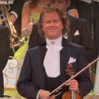 A musical evening with Andre Rieu
