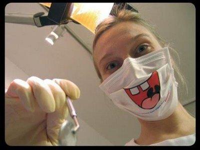 funny dentist