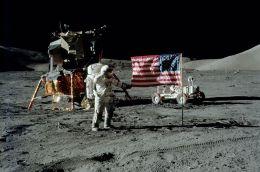 Missions Apollo : La Russie doute du voyage des Américains sur laLune