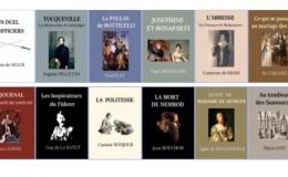 HISTOIRES AUDIO POUR AMATEURS ET MALVOYANTS
