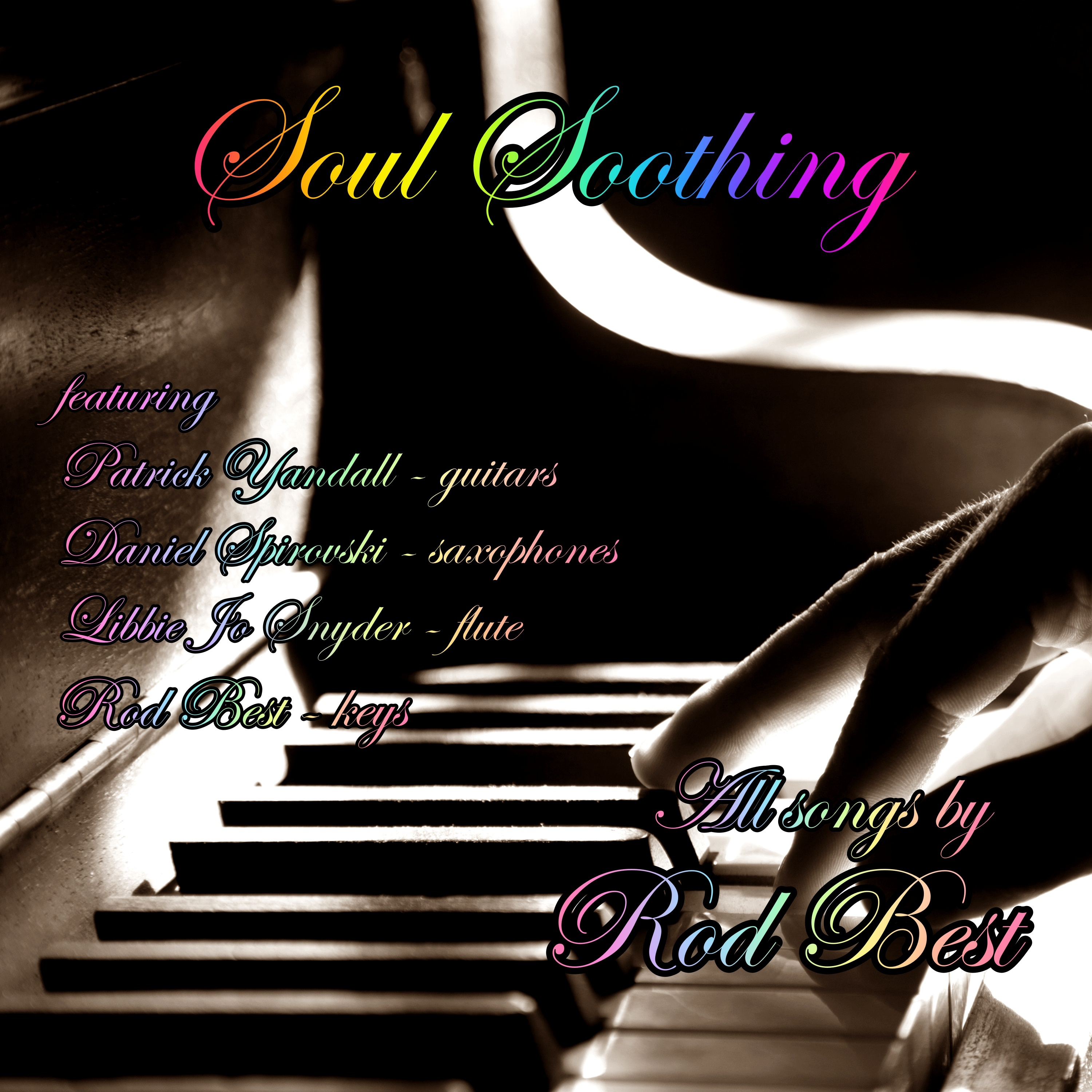 Soul Soothing Cover