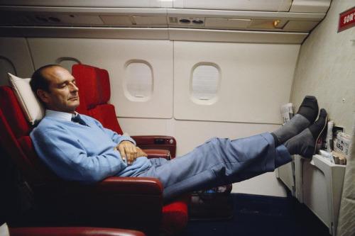 Hommage bis au président chirac