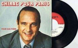Hommage à Monsieur JacquesChirac