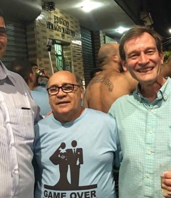 Brazilian Dany De Vito