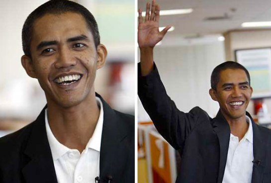 indonesian Barak Obama