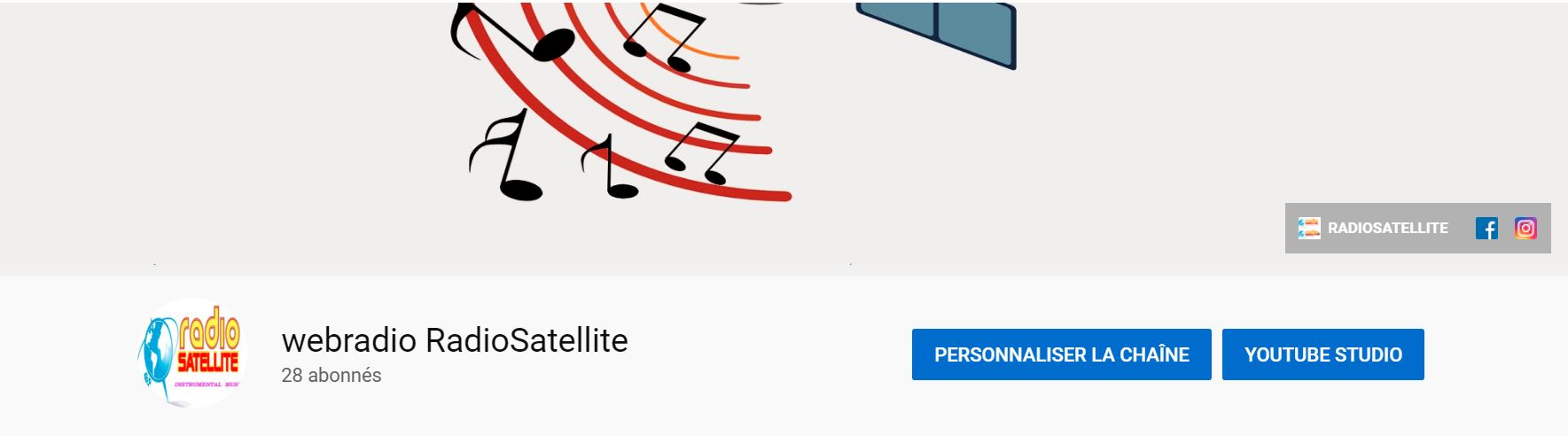 COVER YOUTUBE RADIOSATELLITE