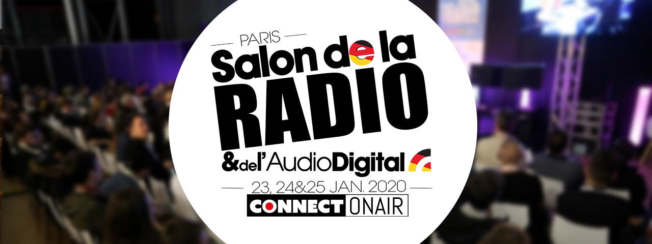 Le salon de la radio et de l'audio  Digital 2020