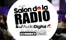 Le salon de la radio et de l'audio Digital2020