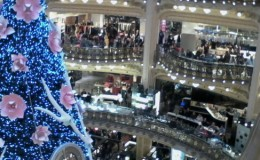 SOUVENIR CHRISTMAS 2013 / ParisLafayette