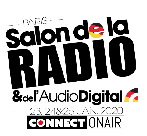 LOGO SALON DE LA RADIO 2020