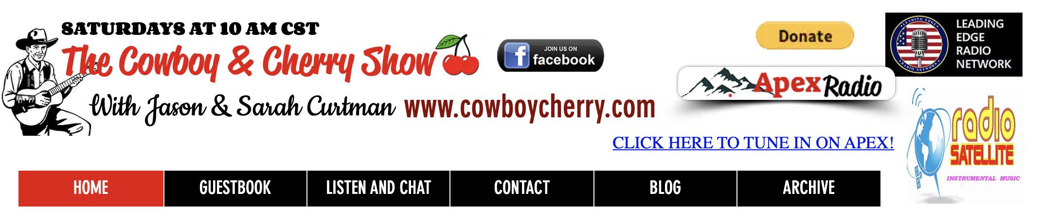 THE COWBOY & CHERRY SHOW